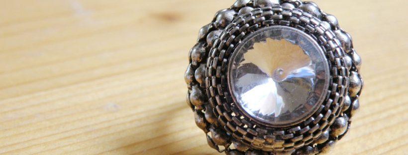 silver accessory